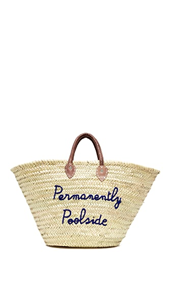 Poolside Bags Permanently Poolside Tote - Navy