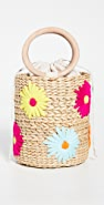 Poolside Bags 刺绣水桶包
