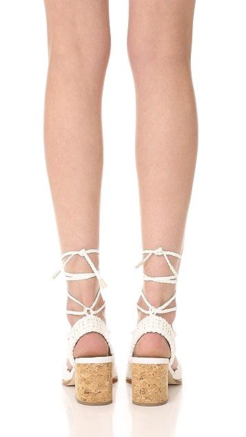Paloma Barcelo Cely City Sandals