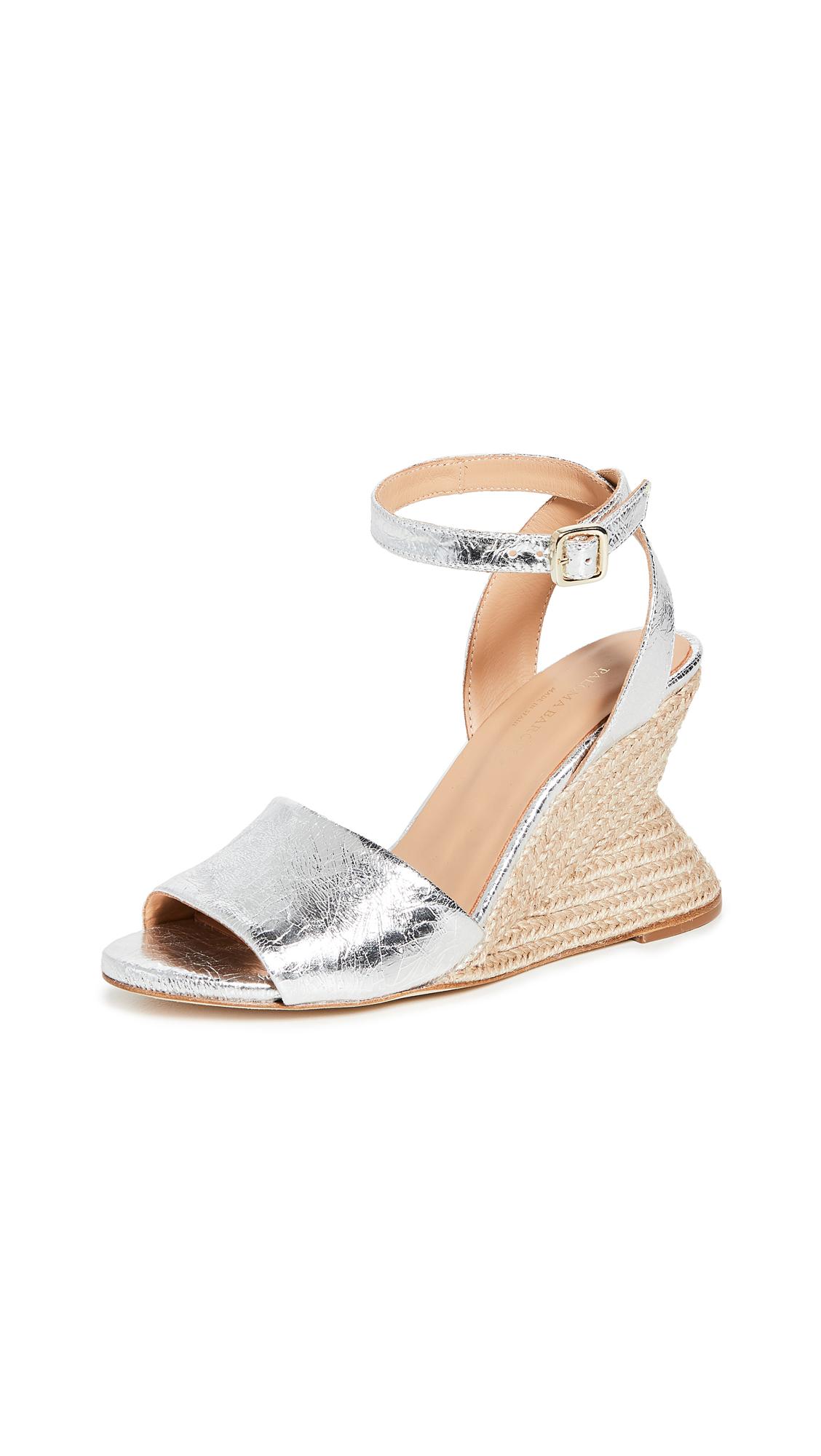 Buy Paloma Barcelo online - photo of Paloma Barcelo Castula Wedge Sandals