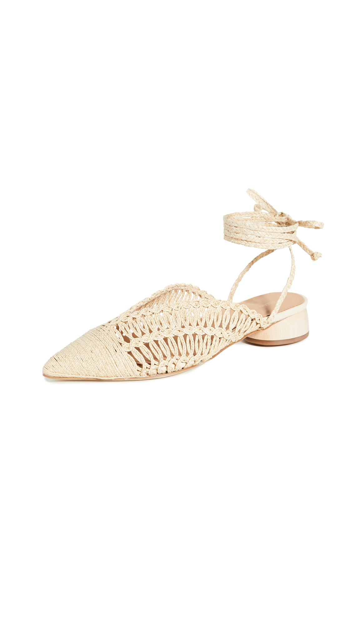 Paloma Barcelo Nelia Flats – 30% Off Sale