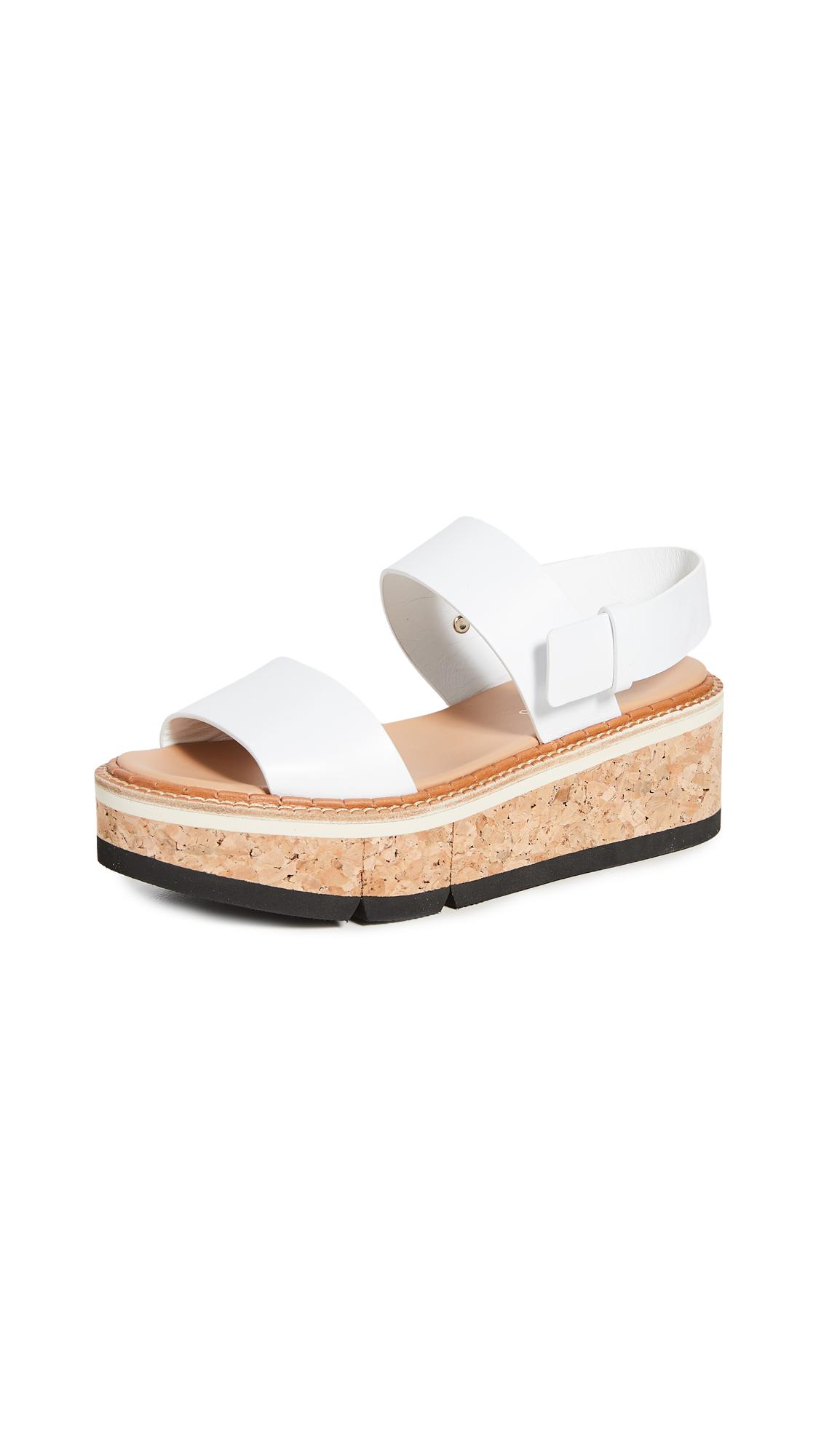 Paloma Barcelo Ivy Sandals - 50% Off Sale