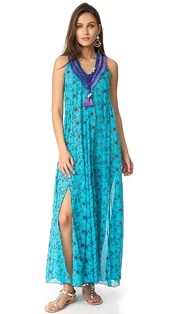 Poupette St Barth Blabla Long Dress