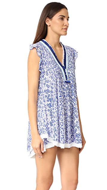 Poupette St Barth Sasha Mini Dress