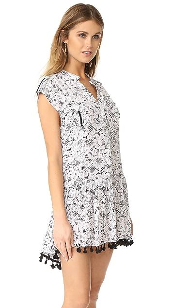 Poupette St Barth Heni Mini Dress