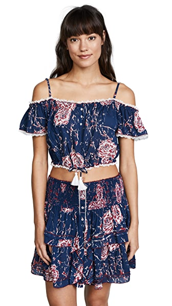 Poupette St Barth DONNA MINI TOP