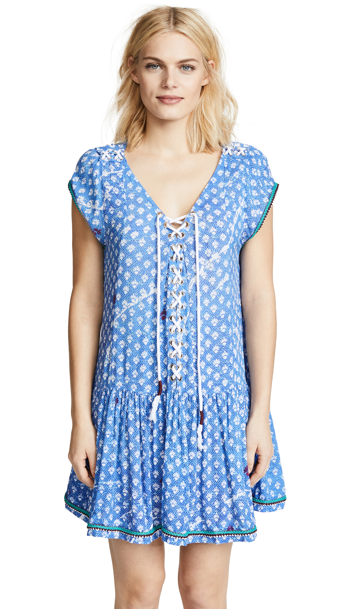 Poupette St Barth Lucy Mini Dress