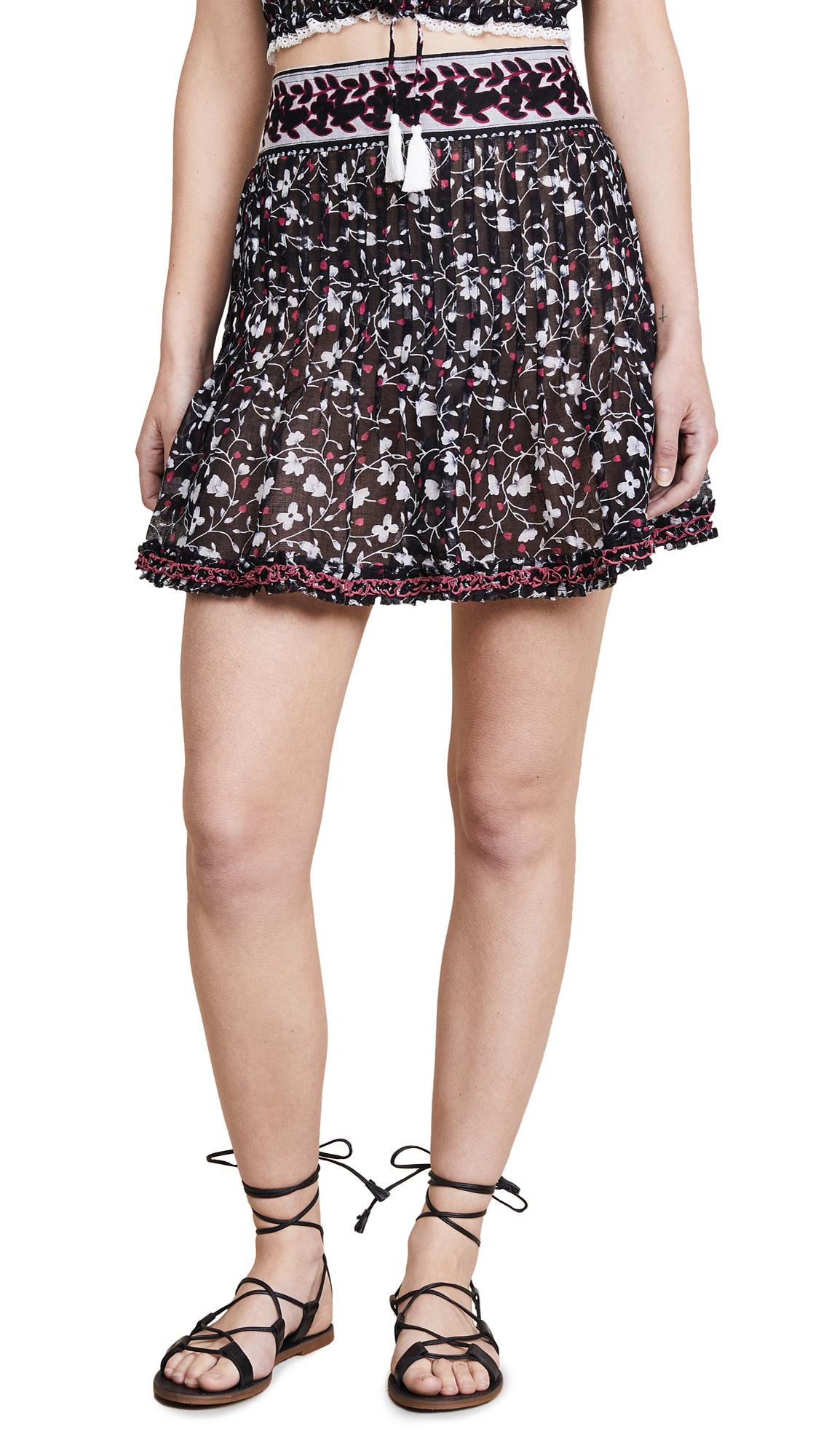 Poupette St Barth Pippa Miniskirt