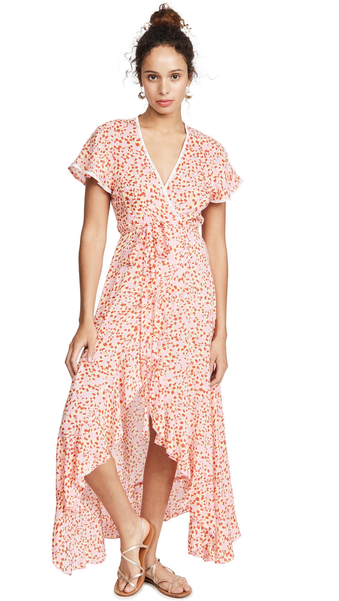 Buy Poupette St Barth online - photo of Poupette St Barth Joe Long Dress