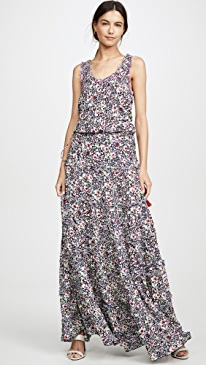 2b51d131f8 Poupette St Barth. Betsy Long Dress