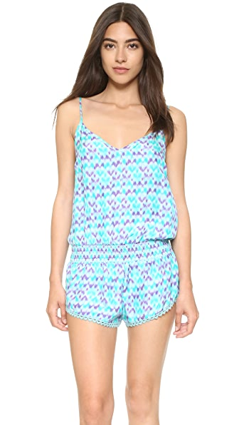 PALOMA BLUE Malibu Playsuit