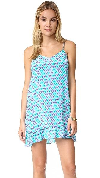 PALOMA BLUE Amalfi Dress
