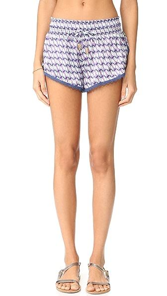 PALOMA BLUE Paloma Shorts - Violet