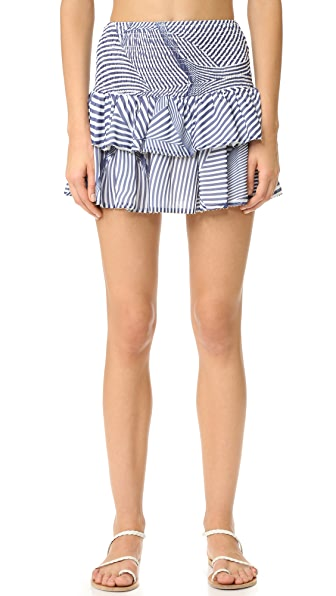 PALOMA BLUE Cabana Skirt - Navy