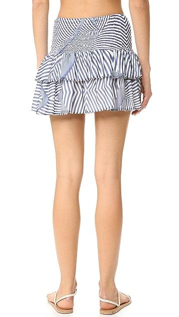 PALOMA BLUE Cabana Skirt
