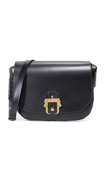 Paula Cademartori Babeth Cross Body Bag - Black