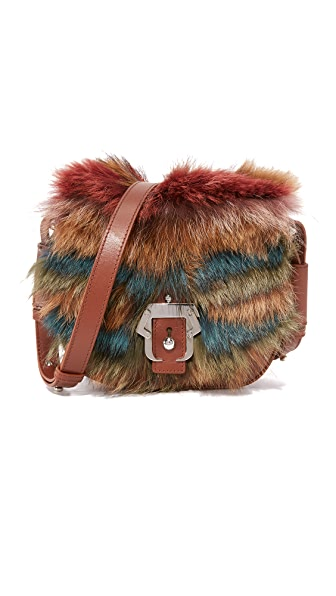 Paula Cademartori Petite Babeth Cross Body Bag