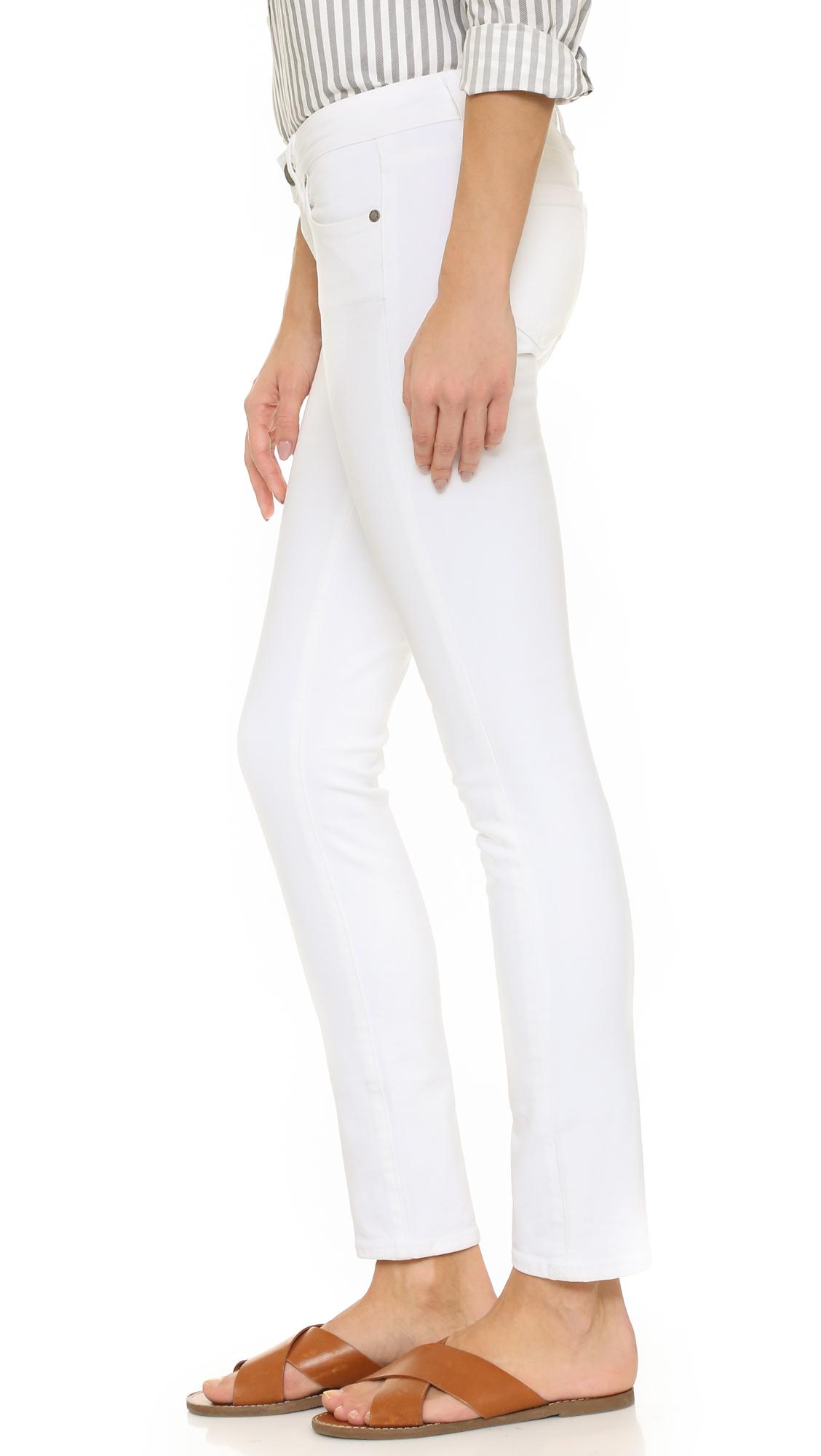 96c14953e31bc PAIGE Skyline Ankle Skinny Jeans | SHOPBOP