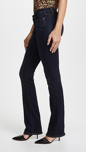 PAIGE Transcend Manhattan Boot Cut Jeans