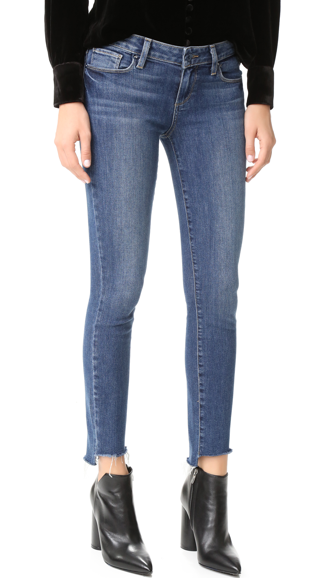 paige denim female paige verdugo ankle jeans lane