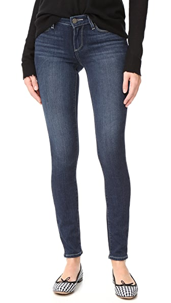 PAIGE Transcend Vedugo Ultra Skinny Jeans - Channing