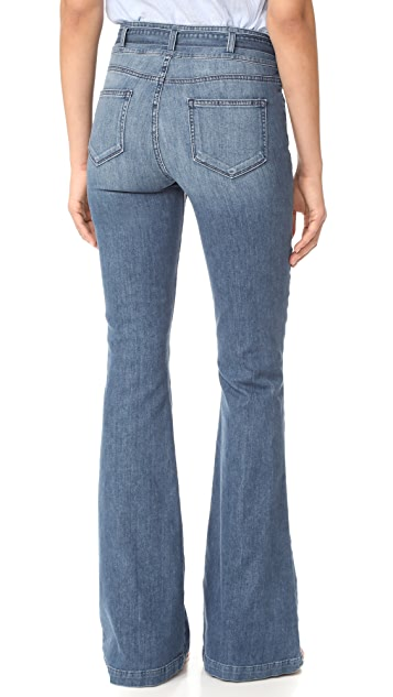PAIGE Chandler Flare Jeans
