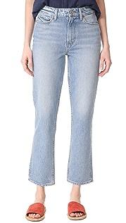 PAIGE Прямые джинсы Sarah