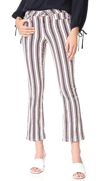 PAIGE Jocelyn Jeans - Emerson Stripe