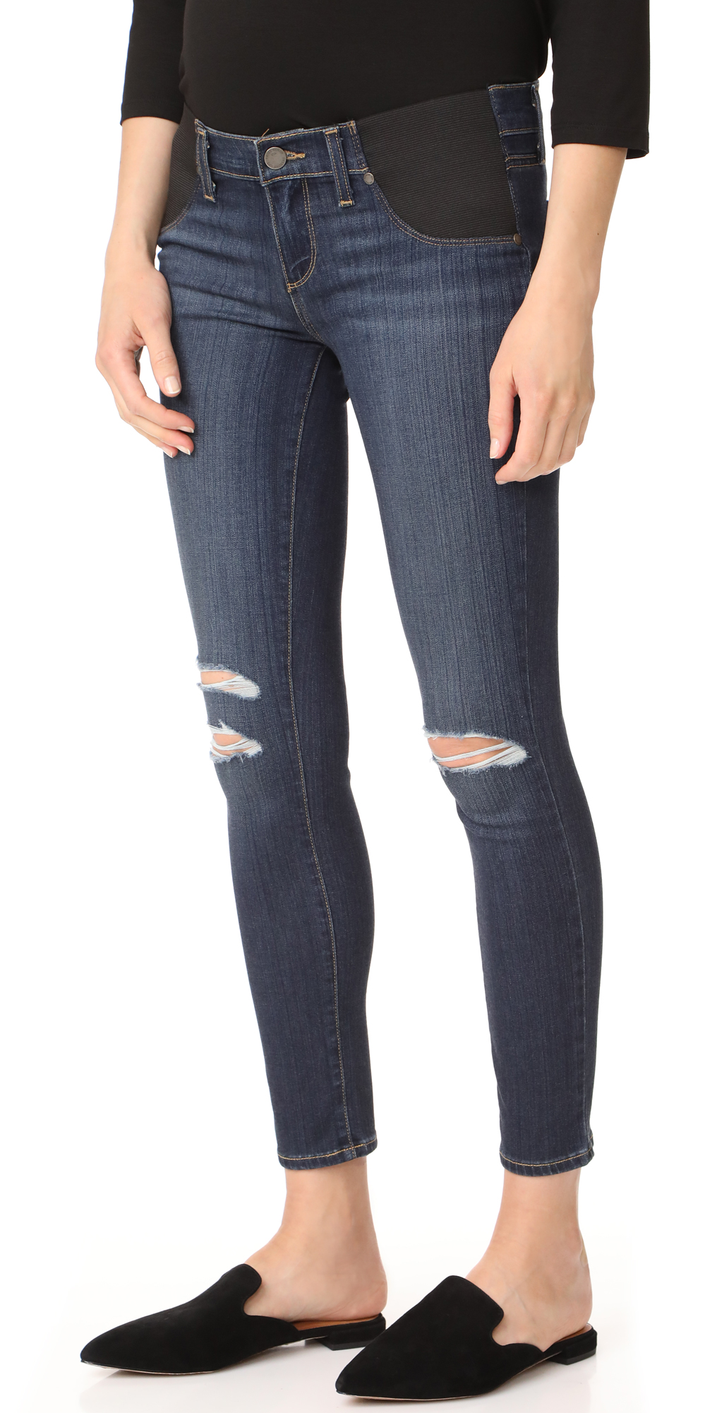 Maternity Verdugo Ankle Skinny Jeans PAIGE
