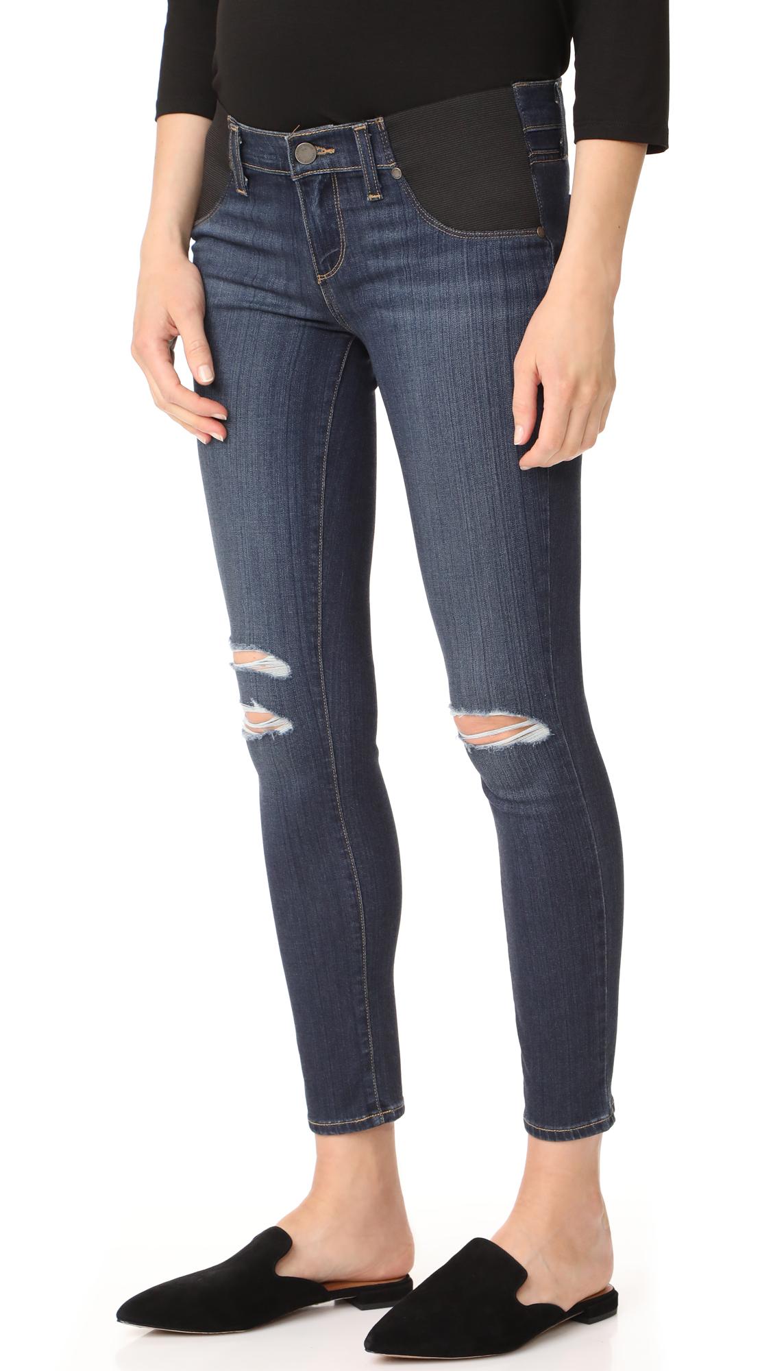 Maternity Verdugo Ankle Skinny Jeans