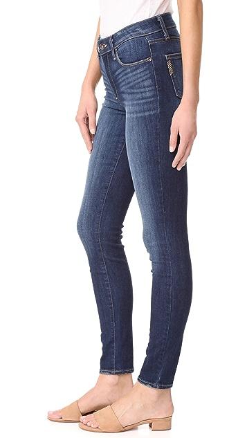 PAIGE Transcend Vintage Hoxton Ultra Skinny Jeans