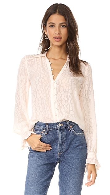 PAIGE Emberly Blouse