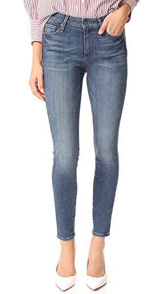 PAIGE Hoxton Transcend Vintage Ankle Jeans - Westminister