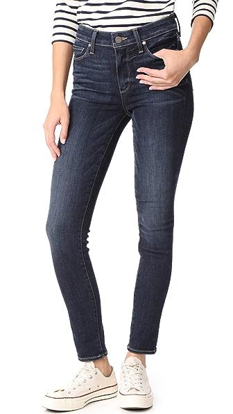 Hoxton Transcend Ankle Jeans