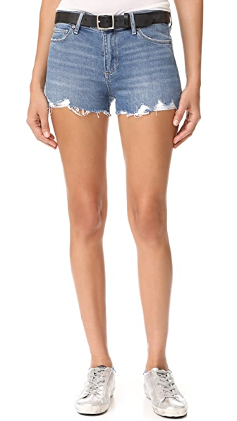 PAIGE Vera Shorts In Beacon