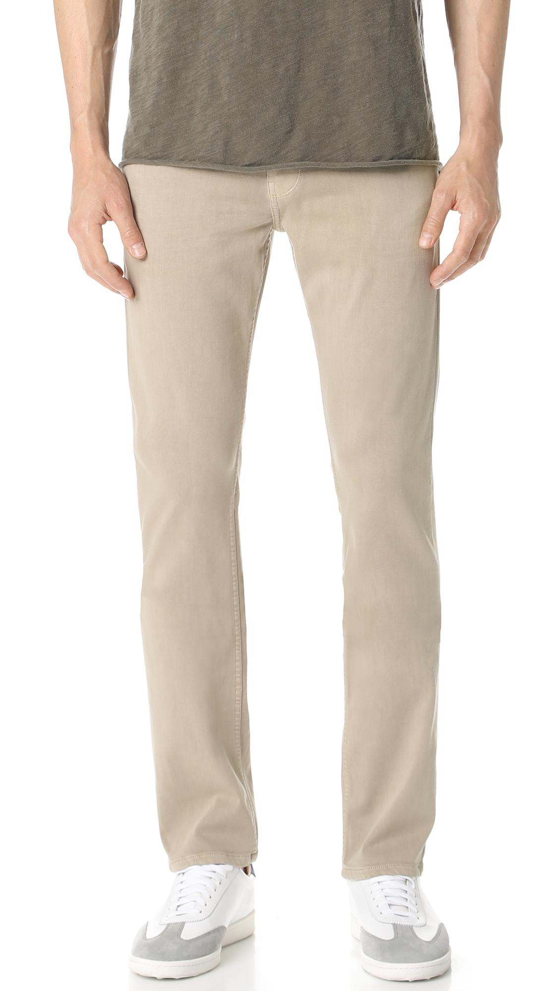 Federal Pale Oak Jeans