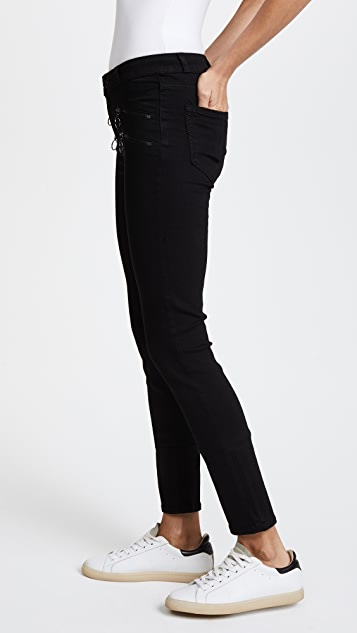 PAIGE High Rise Transcend Kylo Jeans