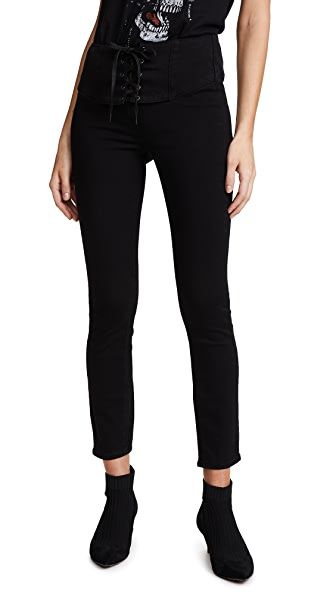 Transcend Carrie Corset Jeans