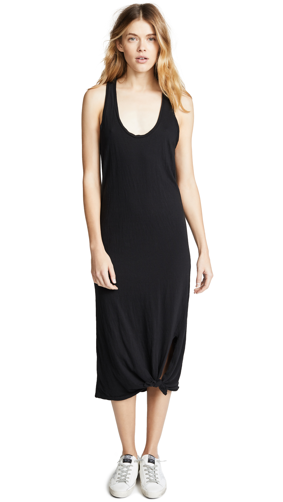 PAIGE Perrine Dress - Black