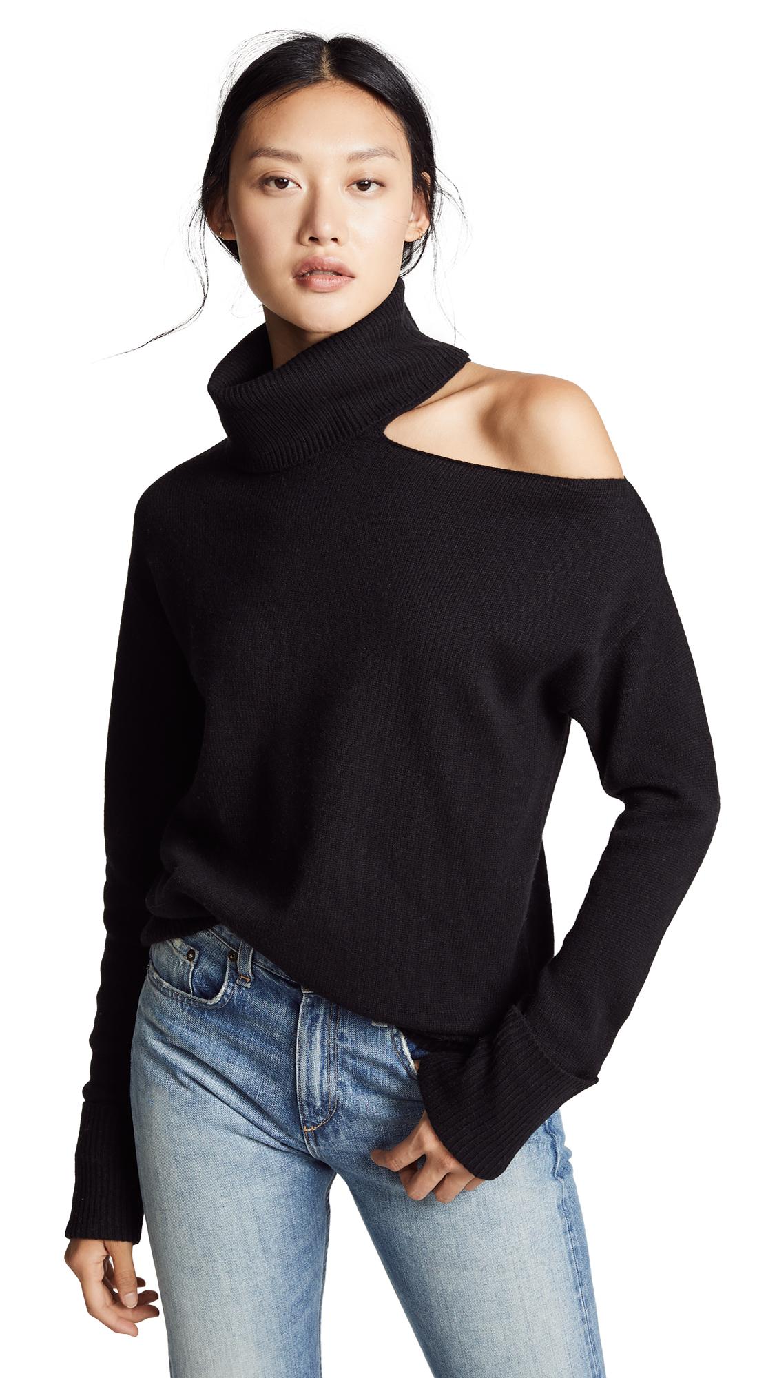 PAIGE Raundi Sweater In Black