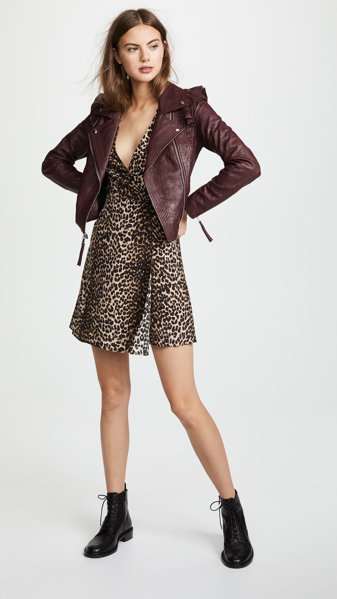 7e67e2d233a8 PAIGE Annika Leather Jacket