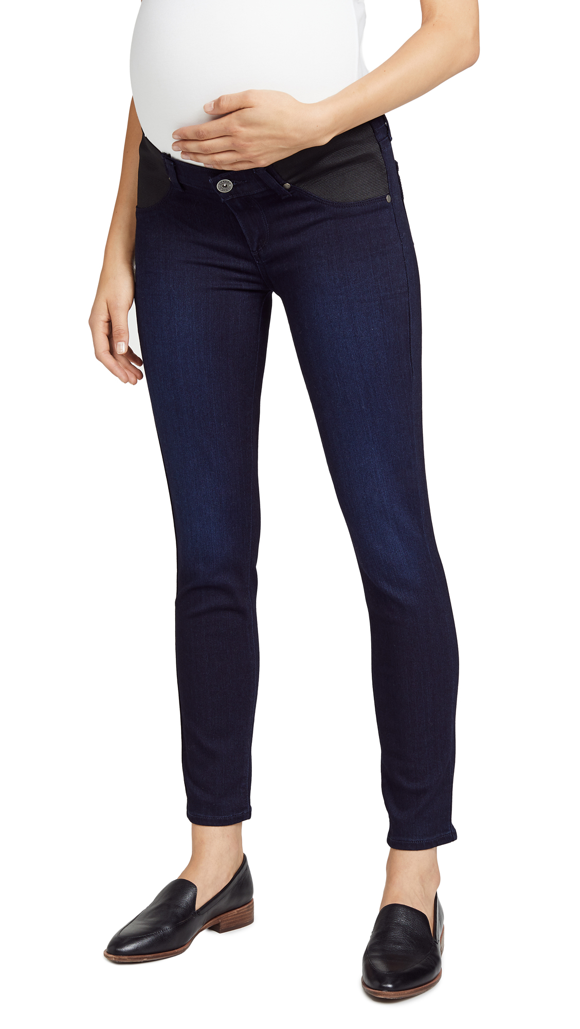 Verdugo Ankle Maternity Jeans