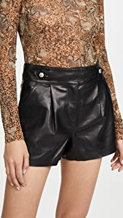 PAIGE Colima Shorts