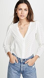 PAIGE Блуза Alanie
