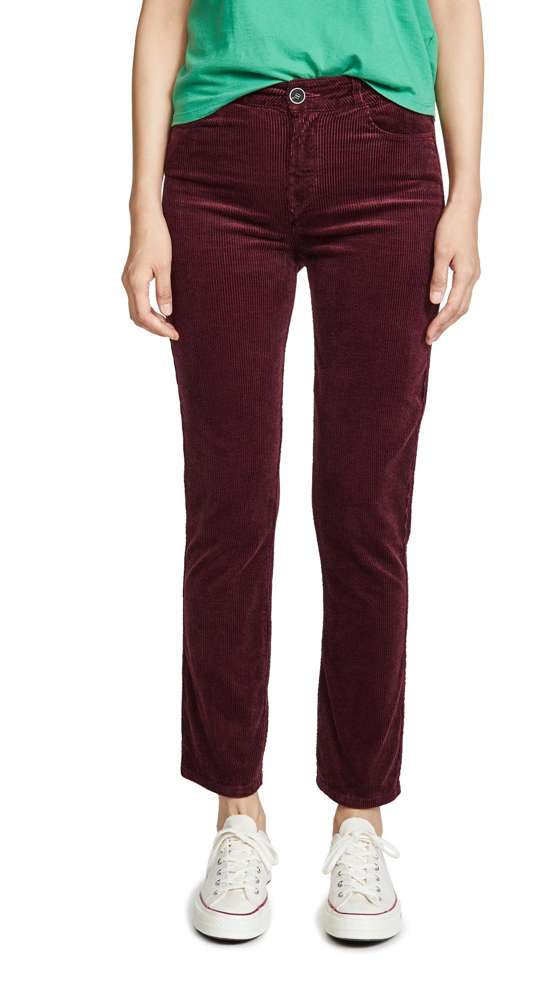 Buy PAIGE online - photo of PAIGE Hoxton Slim Pants