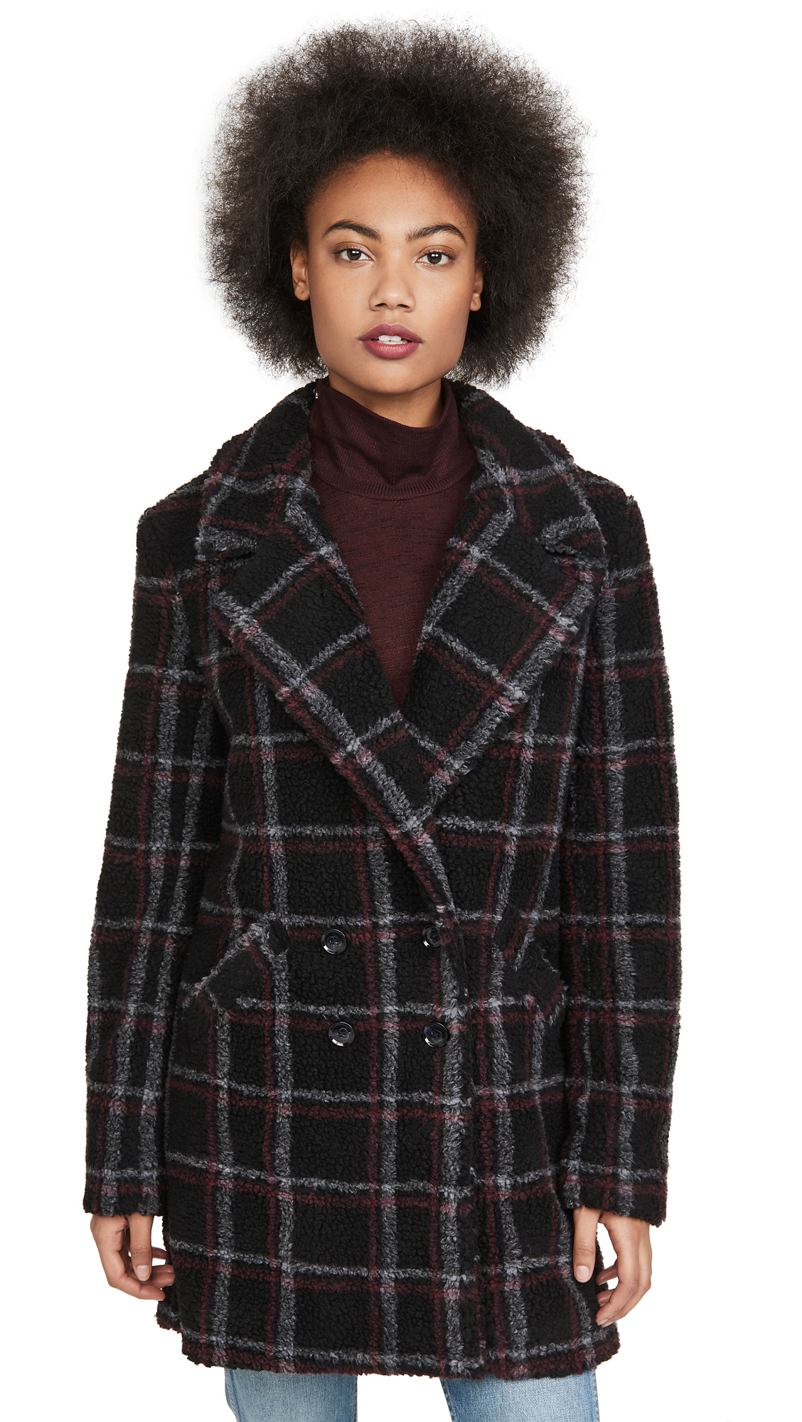Buy PAIGE online - photo of PAIGE Sabinah Coat