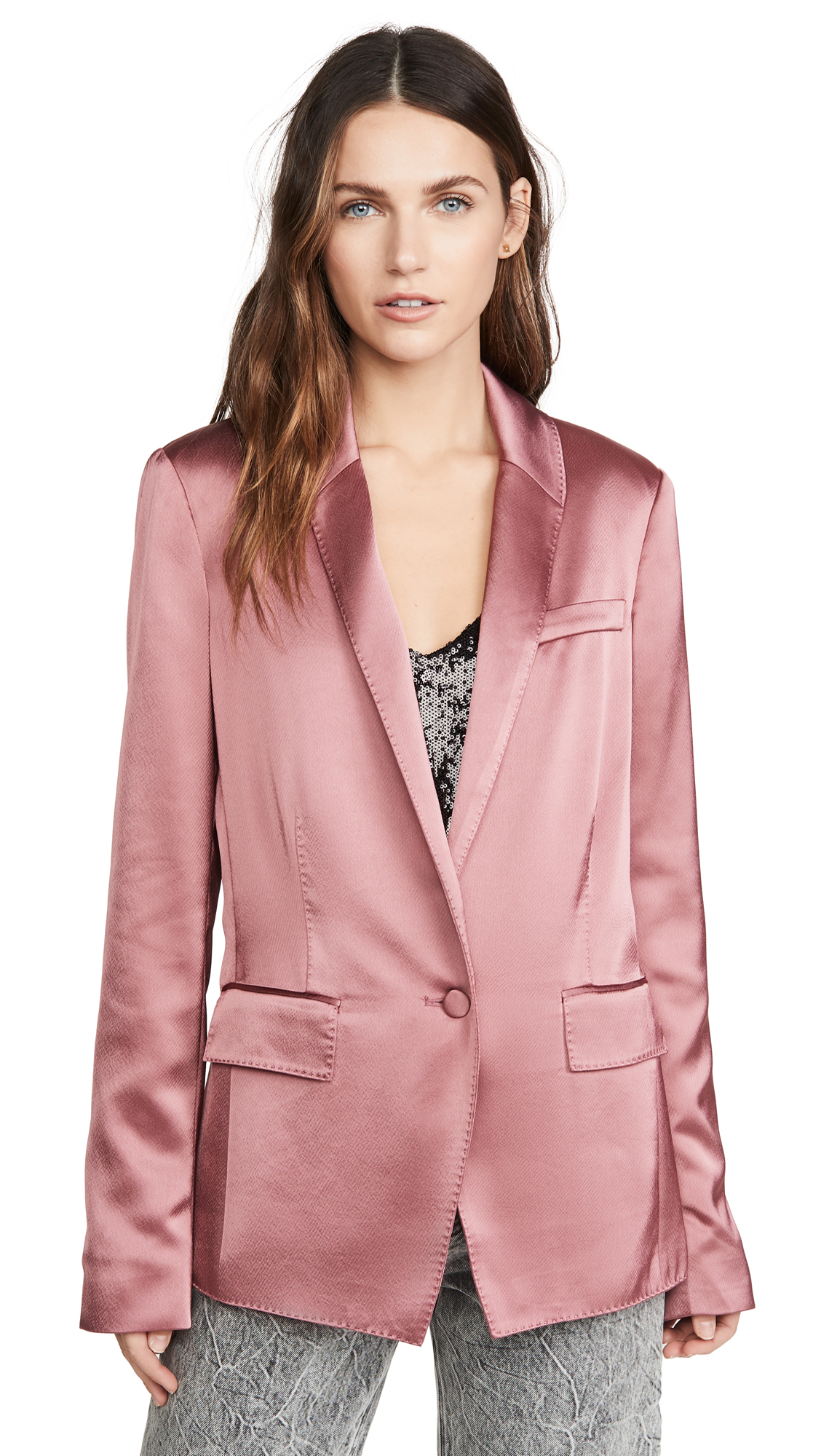 Buy PAIGE online - photo of PAIGE Samille Blazer