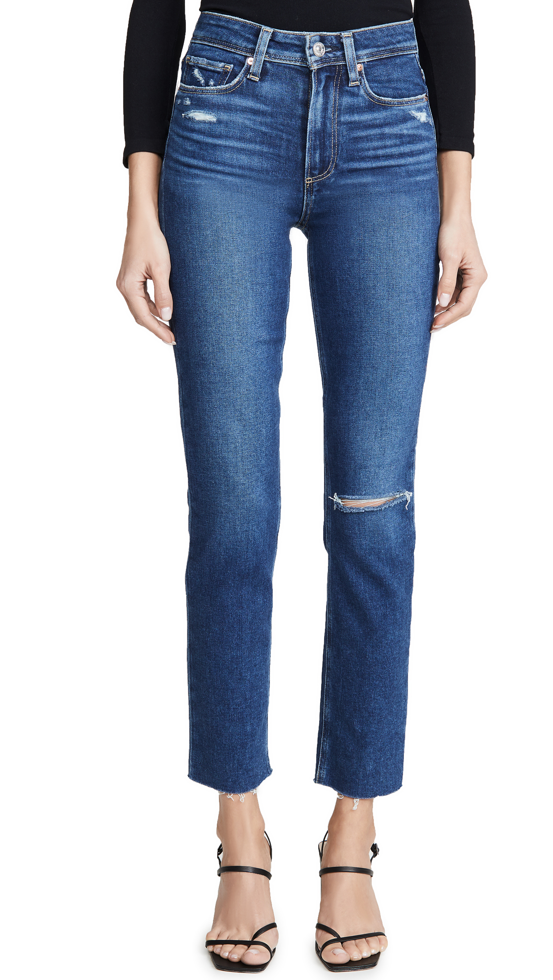 Buy PAIGE online - photo of PAIGE Hoxton Slim Jeans