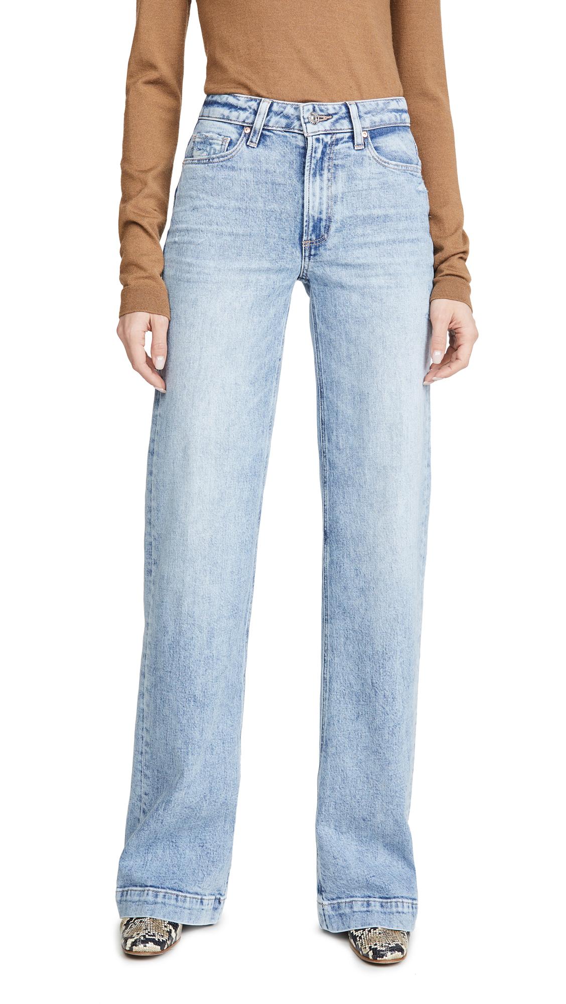 Buy PAIGE online - photo of PAIGE Leenah Jeans