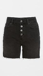 PAIGE Sarah Longline Shorts